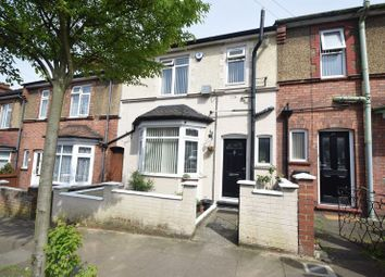 Thumbnail 3 bedroom terraced house for sale in Ferndale Road, Luton
