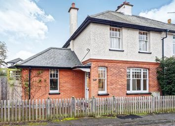 Thumbnail 4 bed semi-detached house for sale in Leatherhead, Surrey