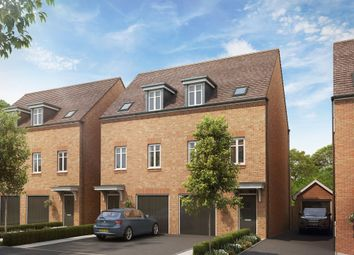 "Thumbnail 3 bed end terrace house for sale in ""Hinton"" at Samborne Drive, Wokingham"