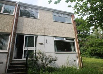 Thumbnail 3 bed end terrace house to rent in Freshford Walk, Eggbuckland