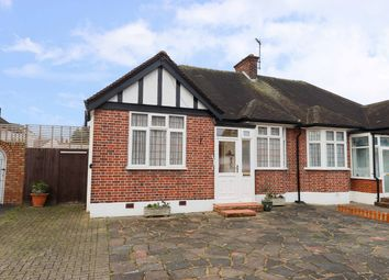 Thumbnail 2 bed semi-detached bungalow for sale in Romney Close, Harrow