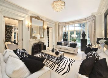 Thumbnail 8 bed detached house to rent in Frognal, Hampstead, London