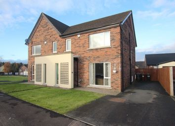Thumbnail 3 bed semi-detached house for sale in Rogan Wood, Newtownabbey