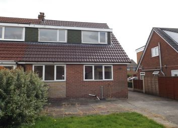 Thumbnail 3 bed property to rent in Euxton, Chorley