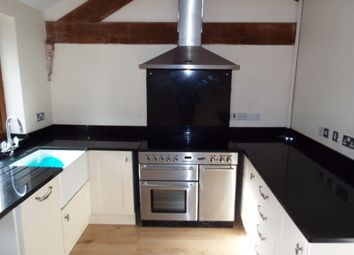 Thumbnail 2 bed property to rent in Llanelidan, Ruthin