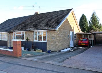 Thumbnail 2 bedroom semi-detached bungalow for sale in Mellowship Road, Coventry