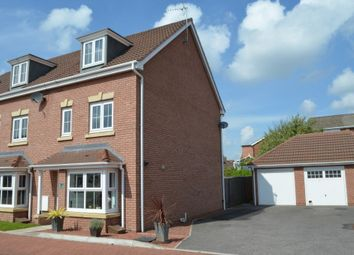 Thumbnail 4 bed town house to rent in The Haywain, South Milford, Leeds