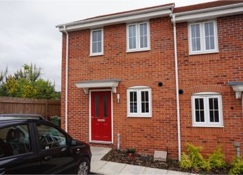 Thumbnail 2 bed town house to rent in First Oak Drive, Mansfield