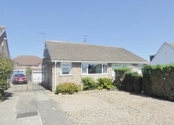 Thumbnail 2 bed semi-detached bungalow for sale in Carrfield, Woodthorpe, York