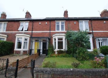Thumbnail 5 bed terraced house for sale in Alwinton Terrace, Gosforth, Newcastle Upon Tyne