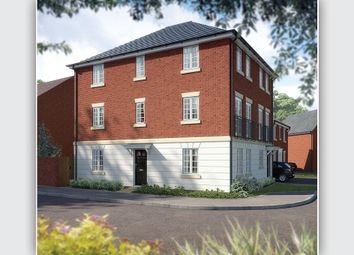 "Thumbnail 3 bed town house for sale in ""The Farrington"" at Coupland Road, Selby"