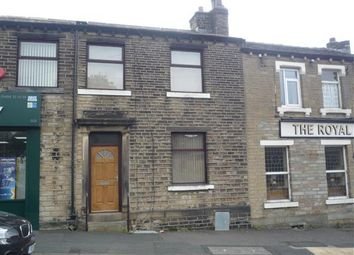 Thumbnail 2 bedroom terraced house to rent in Luck Lane, Paddock, Huddersfield