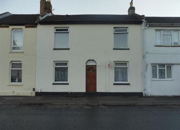 Thumbnail 3 bed terraced house to rent in Whitworth Road, Gosport