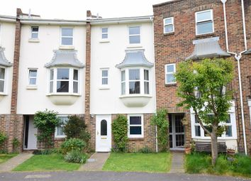 Thumbnail 4 bed town house for sale in Burgoyne Road, Southsea, Hampshire
