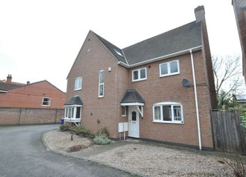 Thumbnail 6 bed detached house for sale in Rolleston Road, Horninglow, Burton-On-Trent
