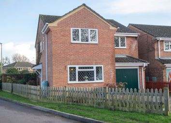 Thumbnail 4 bed detached house for sale in Eastmeare Court, Totton, Southampton