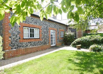 Thumbnail 2 bedroom barn conversion to rent in Church Road, Market Weston, Diss