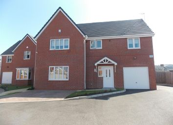 Thumbnail 4 bed detached house for sale in Cyril Avenue, Stapleford, Nottingham