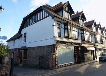 Thumbnail 3 bed semi-detached house for sale in High Street, Porlock, Minehead