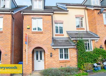 Thumbnail Town house to rent in Sorrell Gardens, Valley Heights, Newcastle-Under-Lyme