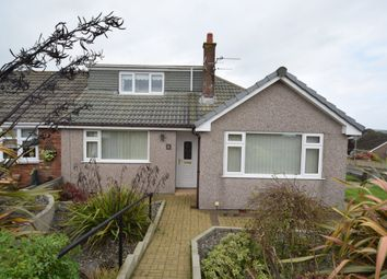 Thumbnail 2 bed semi-detached bungalow for sale in Crummock Drive, Barrow-In-Furness, Cumbria