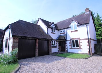 Thumbnail 4 bed detached house for sale in Halton Village, Aylesbury