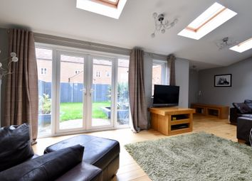 Thumbnail 4 bed terraced house for sale in Mendip Way, Stevenage