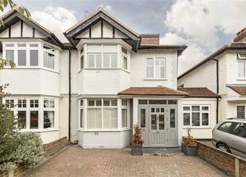 Thumbnail 4 bed property for sale in Ridgeway Road, Osterley, Isleworth
