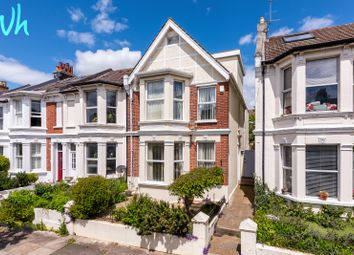 Thumbnail 4 bed end terrace house for sale in Newtown Road, Hove