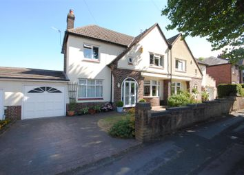 Thumbnail 3 bed semi-detached house for sale in West Avenue, Stockton Heath, Warrington