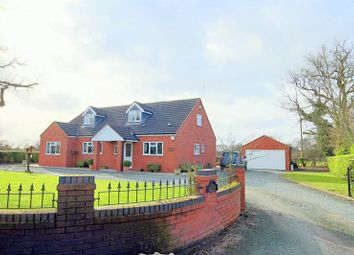 Thumbnail 4 bed detached house for sale in Church Eaton Road, Haughton, Stafford