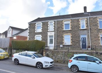 3 bed end terrace house for sale in Vicarage Road, Morriston, Swansea SA6