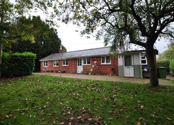 Thumbnail 2 bed detached bungalow to rent in Ross Road, Ledbury
