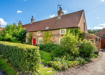 Thumbnail 3 bed cottage for sale in Maypole Grove, Naburn, York