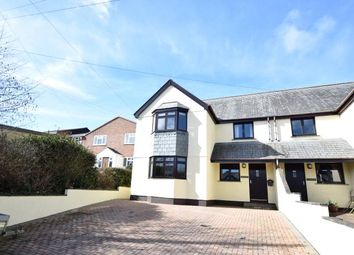 Thumbnail 5 bed semi-detached house to rent in New Road, Stratton, Bude