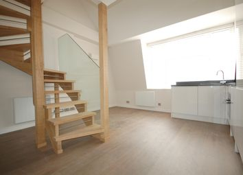 Thumbnail 1 bed flat to rent in Crediton Hill, London