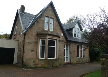 Thumbnail 4 bed detached house to rent in Rhannan Road, Glasgow