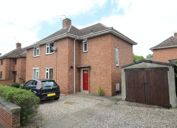 Thumbnail 3 bed semi-detached house for sale in Cunningham Road, West Earlham, Close To The Uea