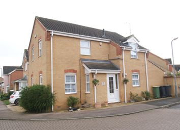 Thumbnail 3 bed detached house for sale in Laburnum Way, Rayleigh