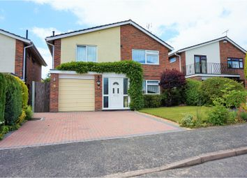 Thumbnail 4 bed detached house for sale in Bannister Gardens, Storrington