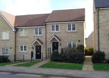 Thumbnail 2 bed terraced house for sale in Benefield Road, Oundle