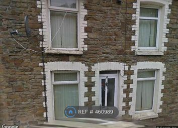 Thumbnail 2 bed terraced house to rent in Colly Row, Treharris