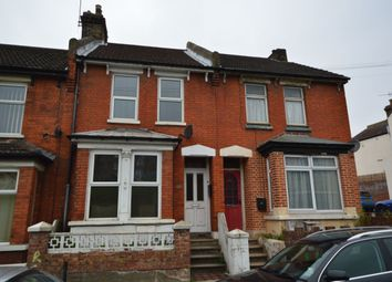 Thumbnail 1 bed terraced house to rent in Cliffe Road, Strood, Rochester