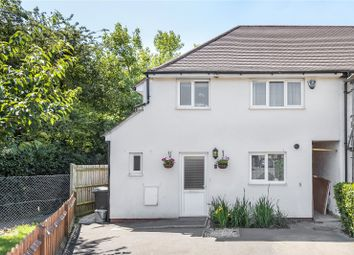 Fotherley Road, Mill End, Rickmansworth, Hertfordshire WD3. 2 bed semi-detached house