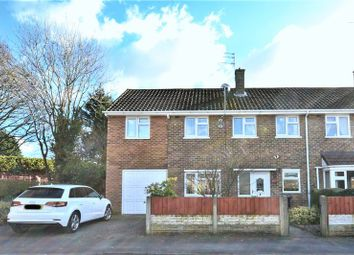 Thumbnail 4 bed semi-detached house for sale in Alexandra Road, Burscough, Ormskirk