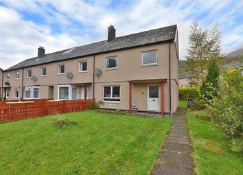 Thumbnail 3 bed end terrace house for sale in Loch Eilde Road, Kinlochleven