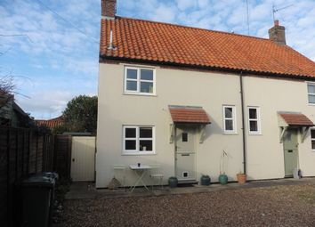 Thumbnail 2 bed semi-detached house to rent in Bakery Court, Hempton