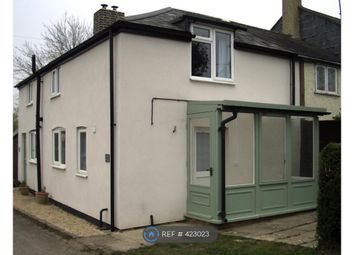 2 bed semi-detached house to rent in The Green, Longcot, Faringdon SN7