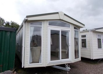 Thumbnail Mobile/park home for sale in Pensarn, Pensarn