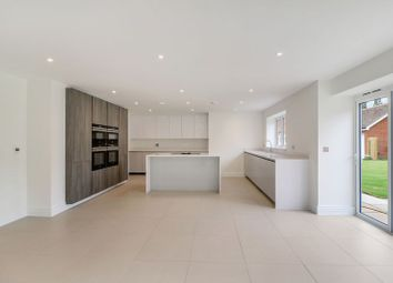 Thumbnail 5 bed detached house for sale in Bagshot Road, Chobham, Woking